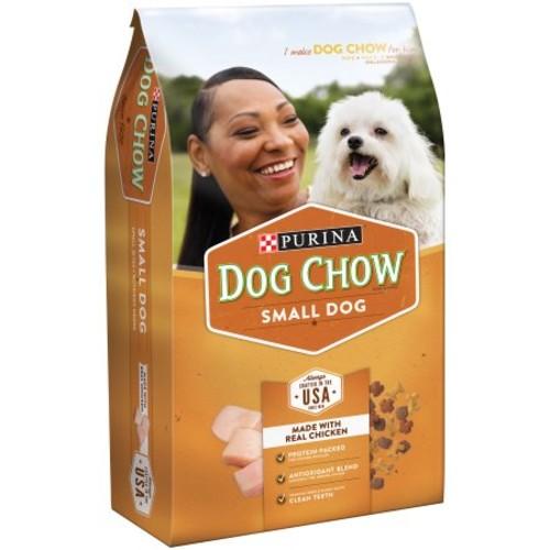 Purina Dog Chow Small Dog Dog Food 4 lb. Bag