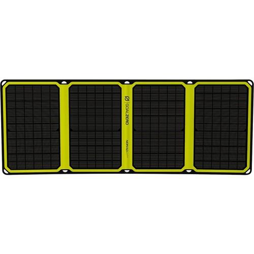 Goal Zero - Nomad 28 Plus Solar Panel - Black