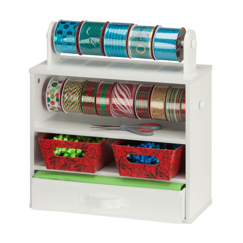 Craft Storage Unit - white