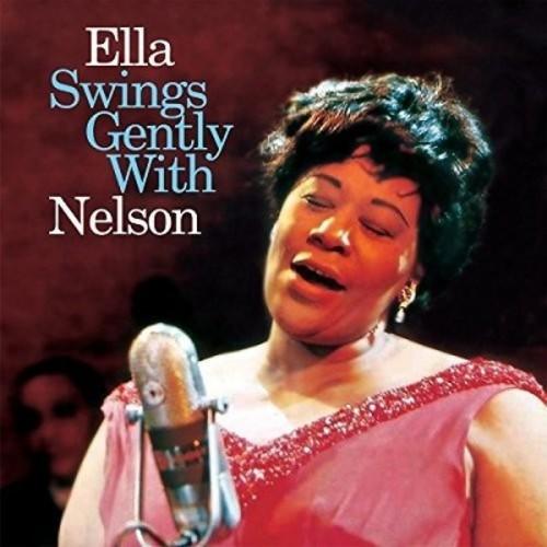 Ella Fitzgerald - Ella Swings Gently with Nelson (CD)