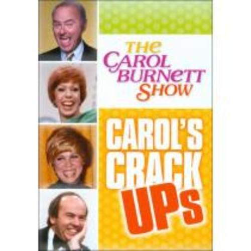The Carol Burnett Show: Carol's Crack-Ups [6 Discs] [DVD]