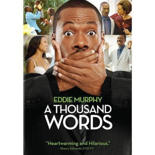 A Thousand Words [DVD] [2012]