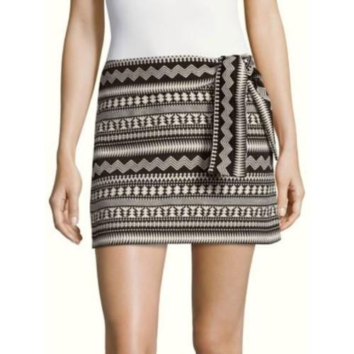 Parker - Novelty Cotton Mini Skirt