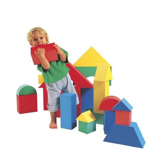 Edushape Giant Foam Block Set