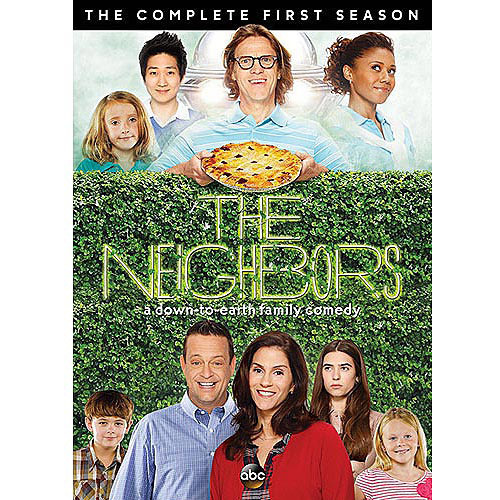 The Neighbors: The Complete First Season [3 Discs] [DVD]