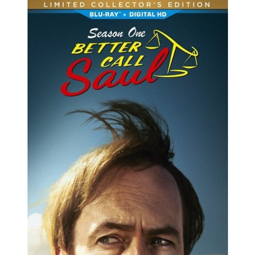 Better Call Saul: Season One [Collector's Edition] [Blu-ray]