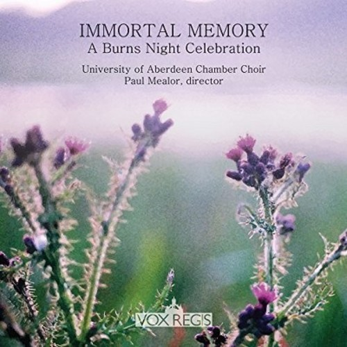 Immortal Memory: A Burns Night Celebration