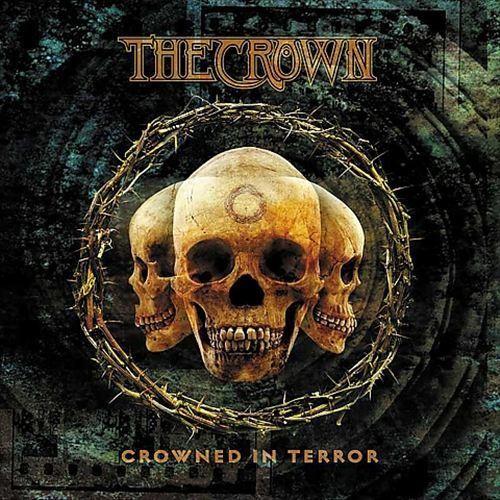 Crowned in Terror [CD]