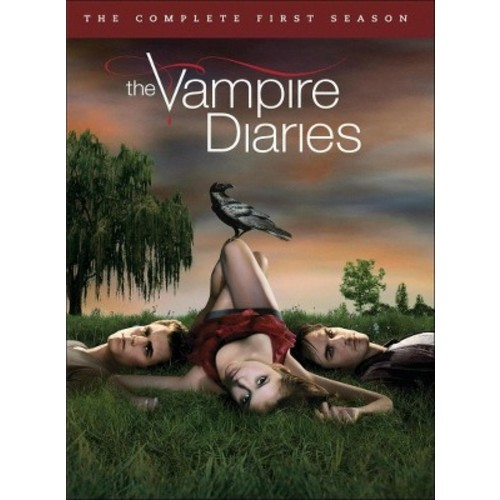 The Vampire Diaries: The Complete First Season 5 Discs (DVD)