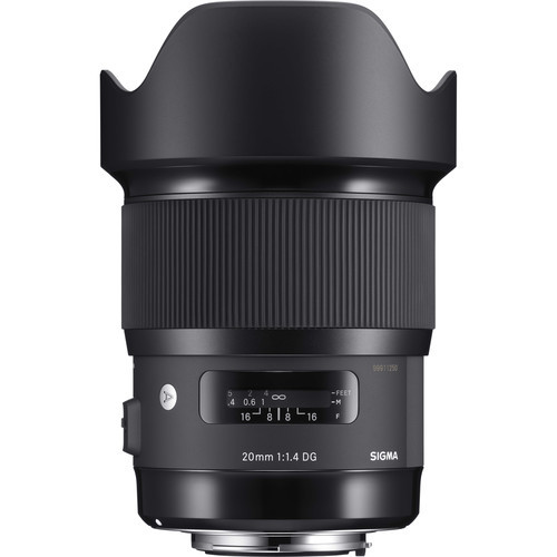 20mm f/1.4 DG HSM Art Lens for Nikon F