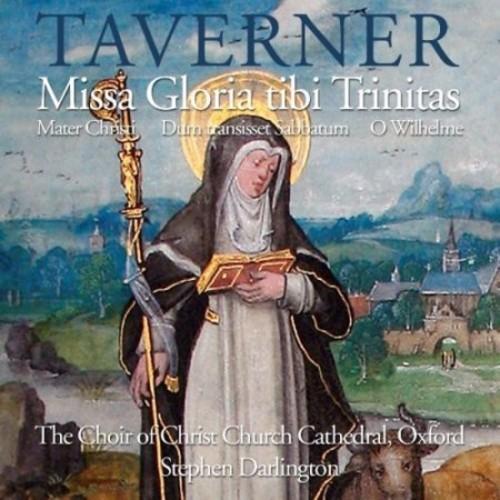 Taverner: Missa Gloria tibi Trinitas Import