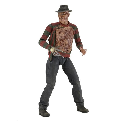 NECA Nightmare on Elm Street 1:4 Scale Action Figure - Dream Warrior Freddy