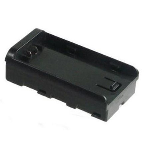 Alzo Digital Adaptor Plate for Panasonic Camcorder Battery and LED Lights