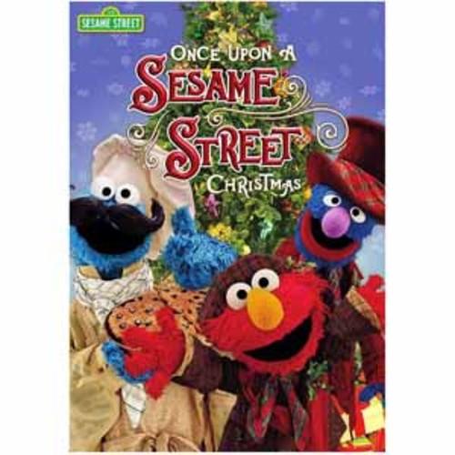 Sesame Street: Once Upon A Sesame Street Christmas [DVD]