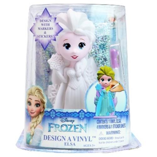 Disney Frozen Design a Vinyl Elsa