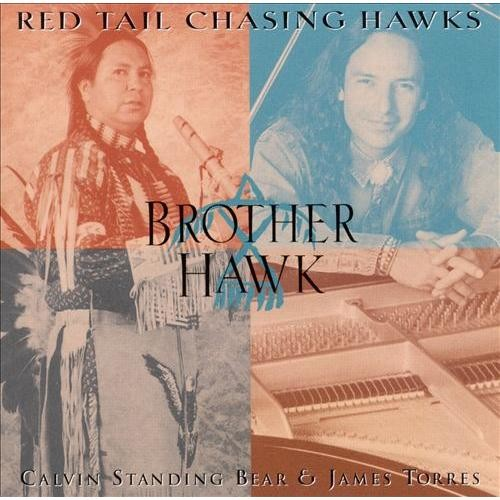 Brother Hawk [CD]