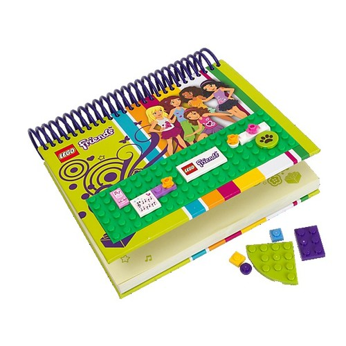 LEGO Friends Notebook