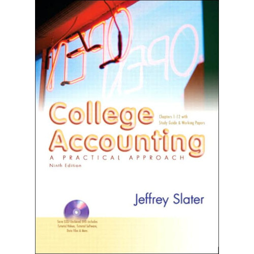 College Accounting, Chapters 1-12 / With Worksheets and DVD / Edition 9