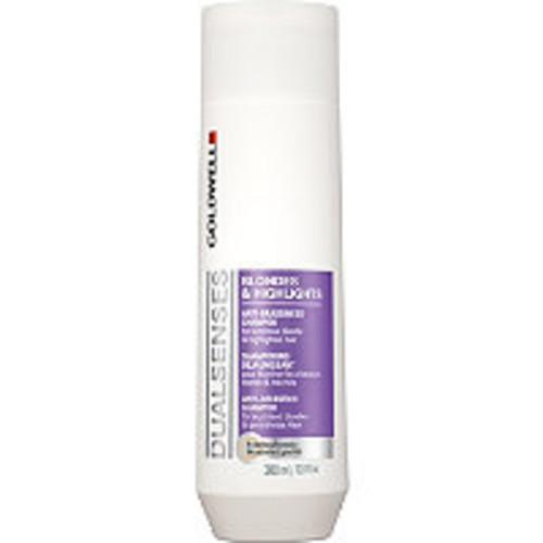 Dual Senses Blond & Highlights Anti-Brassiness Shampoo