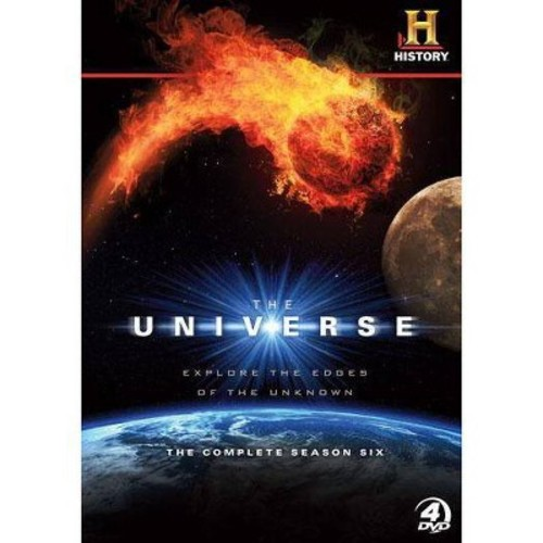 The Universe: The Complete Season Six [4 Discs] [DVD]