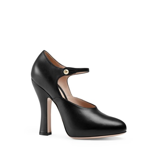 GUCCI Lesley Mary Jane Pumps