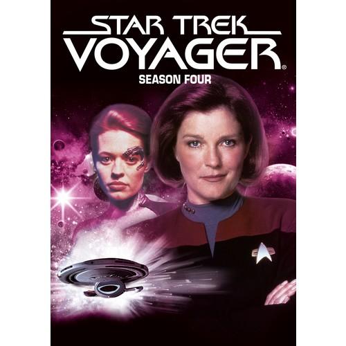 Star Trek: Voyager - Season Four [7 Discs] [DVD]