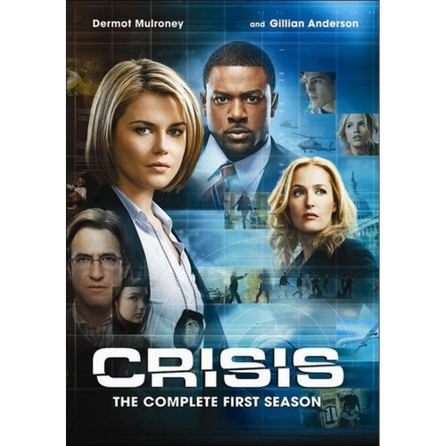 Crisis: The Complete First Season [3 Discs] [DVD]