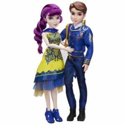 Hasbro Disney Descendants Ben Auradon Prep and Mal Isle of the Lost - Assortment*