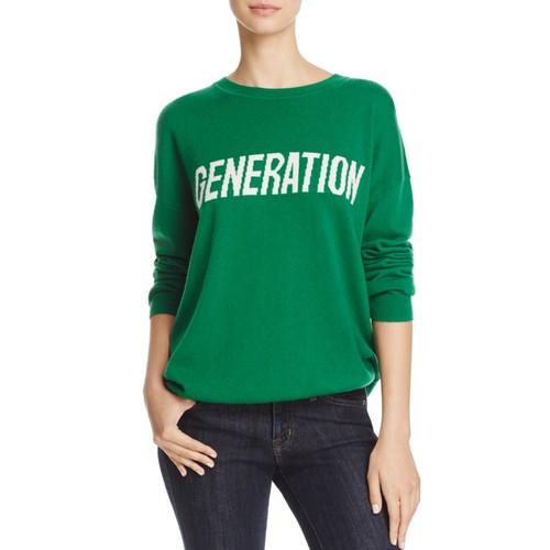 SANDRO Generation Wool & Cashmere Sweater