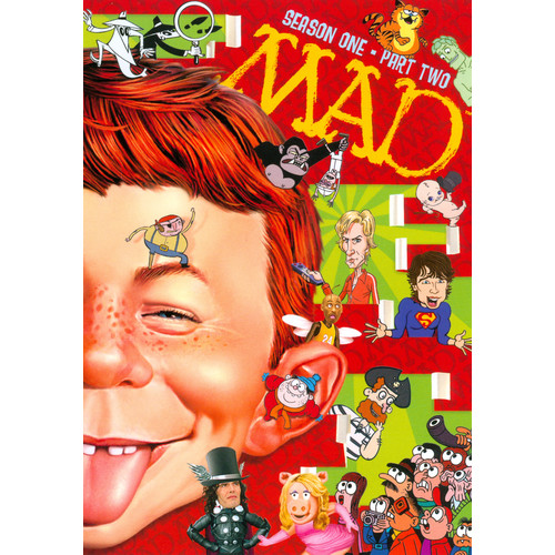 MAD: Season One, Part Two [DVD]