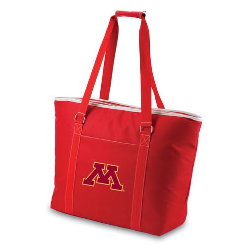 NCAA Tahoe Picnic Cooler Color: Red, NCAA Team: Minnesota