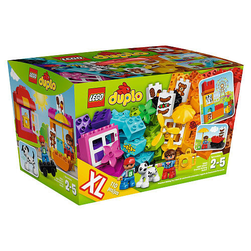 LEGO Duplo Creative Building Basket (10820)