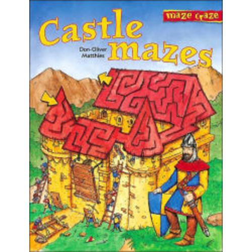 Castle Mazes (Maze Craze Series)