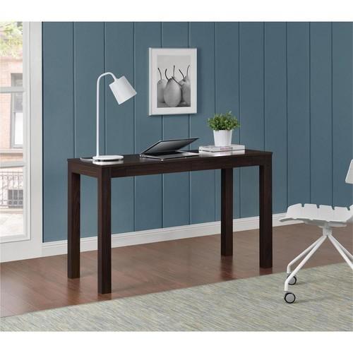 Altra Furniture Parsons XL Espresso Desk