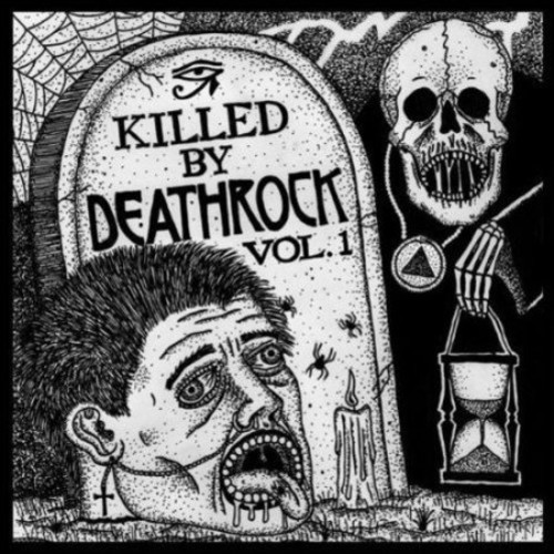 Killed by Deathrock, Vol. 1 [LP] - VINYL