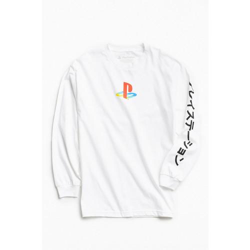 PlayStation Long Sleeve Tee [REGULAR]