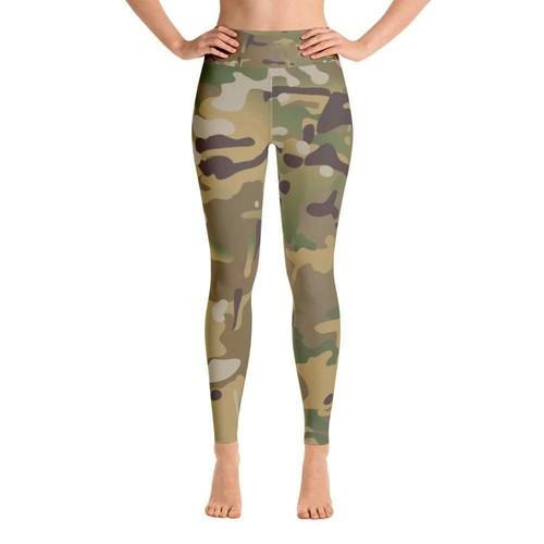 Multicam CAMO Yoga Leggings
