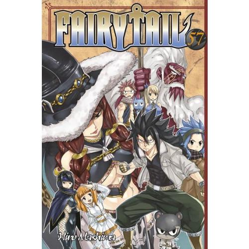 Fairy Tail, Volume 57