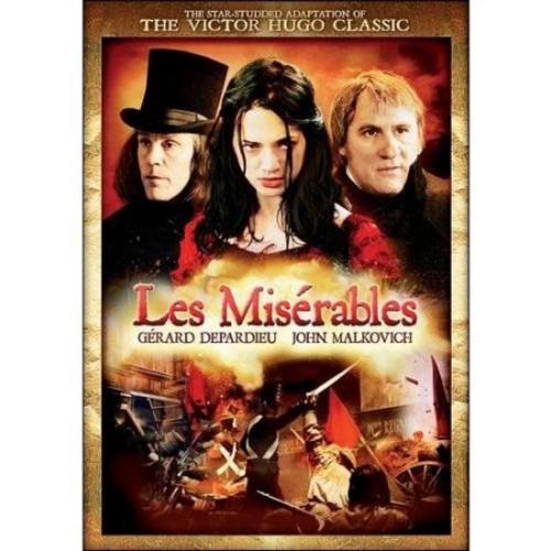 LES MISERABLES (DVD) (ENG W/ENG SDH SUB/16X9/1.78:1/2.0) (DVD)