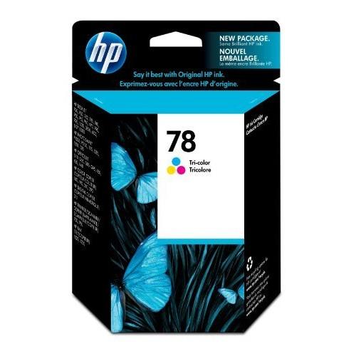 HP 78 Tri-Color Printer Cartridge (C6578DN)