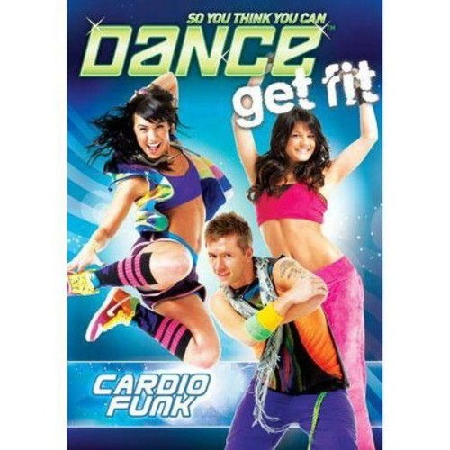 So you think you can dance get fit:Ca (DVD)