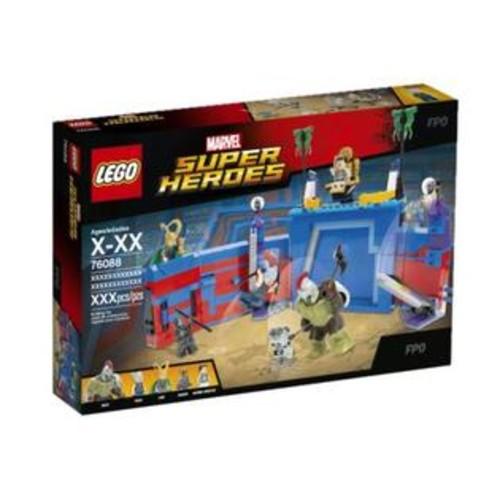 LEGO Thor Vs Hulk Arena Clash Marvel Thor Ragnarok