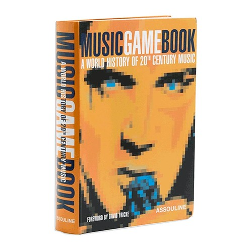Music Game Book