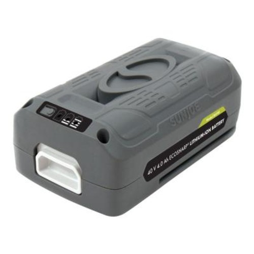 Snow Joe iON 40-Volt EcoSharp 4 Amp Lithium-Ion Battery