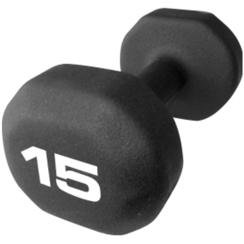 Fitness Gear 15 lb Neoprene Dumbbell