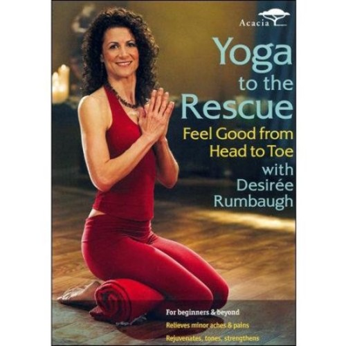 Yoga to the Rescue: Feel Good from Head to Toe [DVD] [2007]