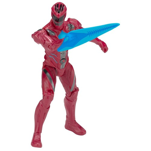 Power Rangers Movie The Red Ranger 5