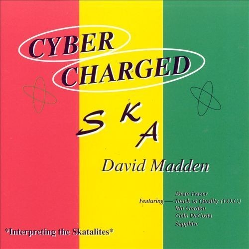 Cyber Charged Ska [CD]