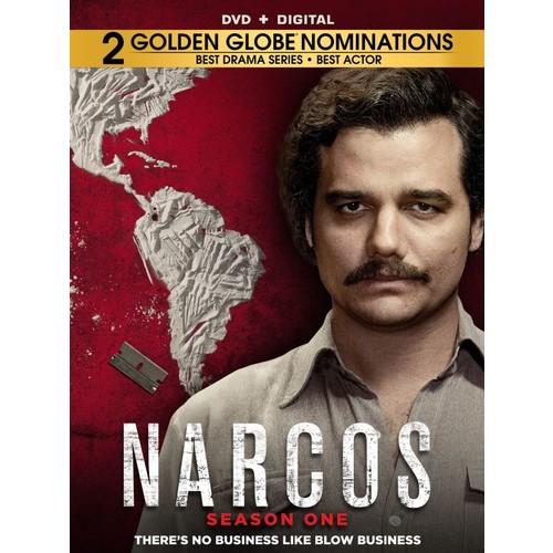 Narcos: Season 1 [4 Discs] [DVD]
