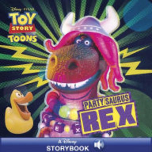 Partysaurus Rex: A Disney Read Along
